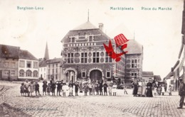 BORGLOON-LOOZ - Markplaats - Place Du Marché - Borgloon