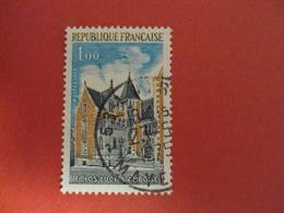"""1972    -oblitéré   N°1759  """"  Clos Luce Amboise""""         Net  0.80   Photo   3 - Oblitérés"""