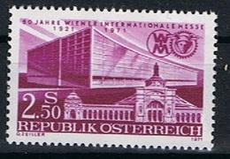 Oostenrijk Y/T 1197 (**) - 1945-.... 2ème République