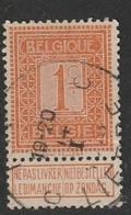 COB N° 108 Oblitération LIER LIERRE - 1912 Pellens