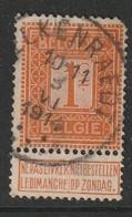 COB N° 108 Oblitération WELKENRAEDT 1914 / DEFAUTS - 1912 Pellens