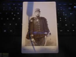 COLONEL MARCHAND FACHODA DOTTA PHOTO THOISSEY AIN  MILITAIRE ET EXPLORATEUR FRANçAIS 1863-1934 - Personen
