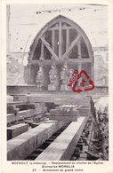 BOCHOLT (Limbourg) - Déplacement Du Clocher De L'Eglise - Entreprise MORGLIA - Armement Du Grand Cintre - Bocholt