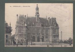 """Oblit. () Cachet Ovale """"Société De Secours Aux Blessés Militaires - Hôpital Auxiliaire N°87 - Bry-sur-Marne"""" - Postmark Collection (Covers)"""