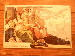 CPA / Carte Postale Ancienne / Illustration / N°6 Vision D'avenir / Visions Patriotiques - Illustrators & Photographers