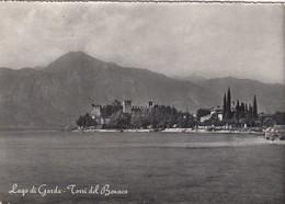 TORRI DEL BENACO-VERONA-LAGO DI GARDA-CARTOLINA VERA FOTOGRAFIA-VIAGGIATA IL 1-9-1965 - Verona