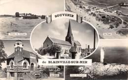 50 - Souvenir De BLAINVILLE-sur-MER - Blainville Sur Mer