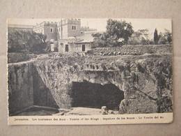 Israel / Jerusalem - Tombs Of The Kings, Sepulcro De Los Reyes - Israel