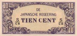 NETHERLANDS INDIES=N/D  10  CENTS   P-121   UNC - [7] Collezioni