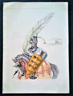 MATINÉE GALA JACQUES FERNY DU 3 MAI 1937, THÉATRE DE LA MICHODIÈRE,Don Quichotte - Programme