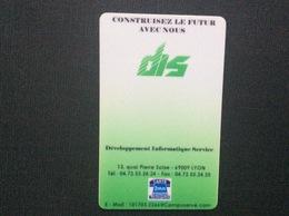 CARTE PREPAYEE SEPATEL Dis  *2 Minutes  6173 - France
