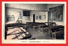 92. Garches. Institution Boyer. Salle D'étude - Garches