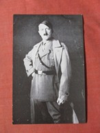 Non Mailable Card  Adolf Hitler  Ref  3860 - Historical Famous People