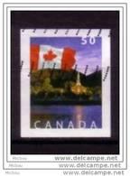 Canada, Drapeau, Flag, église, Church - Briefe