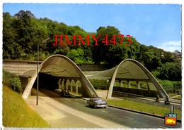CPM Dentelées - LE HAVRE - Le Tunnel Jenner Relie La Ville Basse à La Ville Haute 76 Seine Maritime - Edit. BELLE VUES - Bahnhof