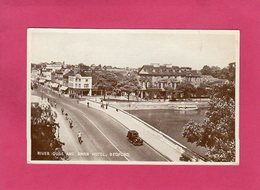 ANGLETERRE, Bedfordshire, BEDFORD, River Ouse And Swan Hotel, Animée, Voitures () - Bedford
