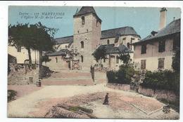 Marvejols L'eglise ND De La Carce - Marvejols