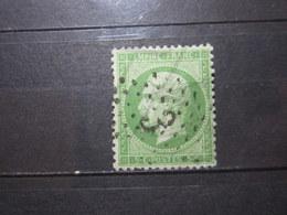 "VEND BEAU TIMBRE DE FRANCE N° 20 + ETOILE "" 3 "" !!! (b) - 1862 Napoleon III"