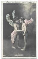 Anges Les Baisers Baiser Passionné - Angels
