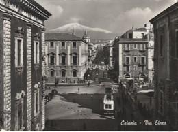 CATANIA - VIA ETNEA........C7 - Catania