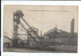Faymoreau Les Mines , Puits Du Centre De Chevallement , Voir état - Francia