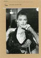 PHOTO PRESSE - NINA KLEPP ,  TOP MODEL  Les Enfants Du Rock , Sex-machine 1985 - Personas Identificadas