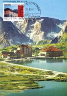 HELVETIA S. GOTTARDO   MAXIMUM  POST CARD   (GENN2001198) - Geografia
