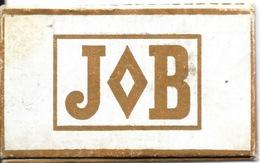 Etui Pour Papier à Cigarettes - Publicité JOB, J. Bardoux - Pochette Cartonnée 4,5 X 7,5 Cm - Cigarettes - Accessoires
