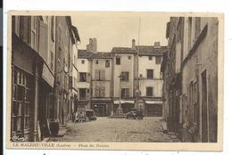 Malzieu Ville Place Du Marché - Francia
