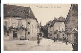 Vosne Romanée Place De La Bascule - Frankreich