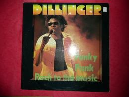 LP N°1797 - DILLINGER - FUNKY PUNK ROCK TO THE MUSIC - COMPILATION 8 TITRES REGGAE - Reggae