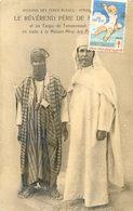 Algérie - Le Revérend Père De Foucaud Et Un Targui De Tamanrasset - Hennebont - Timbre Air Pur 1931 - Hommes