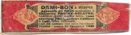 Demi-Bon à Découper - Pure Chicorée Protez-Delatre à Cambrai (Nord) - Autres Collections