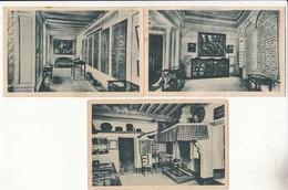 CPA France 30 - Musée Du Désert  - 6 Cartes   :  Achat Immédiat - (cd025 ) - France