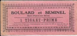 Confection Pour Hommes, Femmes, Enfants Boulard Et Seminel, Saint-Pierre-sur-Dives - 1 Ticket Prime - Moda & Accesorios