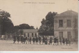 GIRONDE SAINT LOUBES ECOLE COMMUNALE DES GARCONS - Other Municipalities
