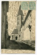 CPA - Carte Postale - France - Cuisery - Eglise - 1905 ( I11380) - Francia