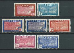 TOGO 1926/28 . Ensemble De Timbres Neufs ** (MNH). - Neufs