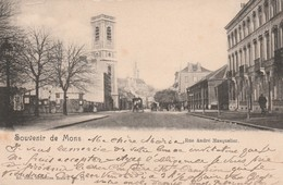 MONS RUE ANDRE MASQUELIER - Mons