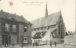 Leuven - Louvain - L'Eglise Notre-Dame (zeldzamere Kaart) - Leuven