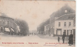 BOURG LEOPOLD ROUTE DU CANAL - Leopoldsburg (Kamp Van Beverloo)