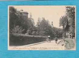 Sceaux-Robinson. - Route De Malabris. - Sceaux