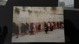 CP - LE MUR DES LAMENTATIONS A JERUSALEM - Israel