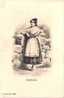 ES MURCIA - Colección ROMO - Précurseur - Marciana - Animée - Belle - Murcia