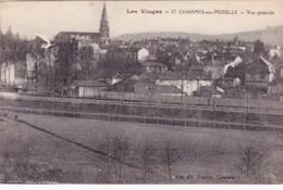 88 - Vosges - CHARMES Sur MOSELLE - Vue Generale - Charmes