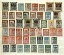 España 49 Franquicias Postales - Postage Free