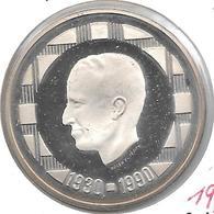 *belguim 500 Francs 1990 Dutch   QP /PROOF - 1951-1993: Baudouin I