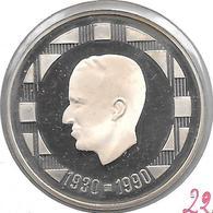 *belguim 500 Francs 1990 German   QP /PROOF - 1951-1993: Baudouin I
