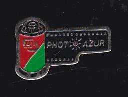 61407- Pin's-Fuji.photoPhot'Azur Six-Fours-les-Plages. .. - Fotografia