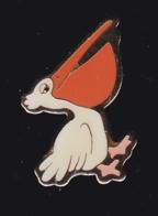 61418- Pin's-Pelican.signé Pelikan.... - Animaux